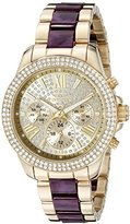 Invicta Women's 20508SYB Angel Analog Display Swiss Quartz Two Tone Watch