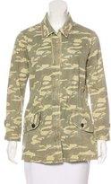 Monrow Camouflage Utility Jacket