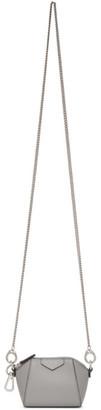 Givenchy Grey Baby Antigona Bag