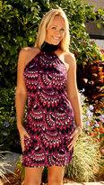 Metropolis Print Dress