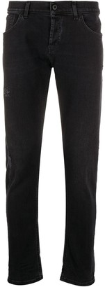 Dondup Mid-Rise Skinny Fit Jeans