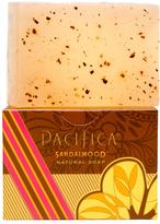 Pacifica Sandalwood Bar Soap by 6oz Soap Bar)