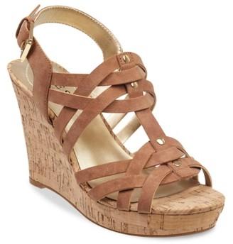 GUESS Daystar Wedge Sandal