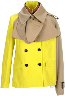 Sacai Layered Trench Jacket
