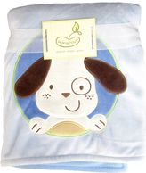 Beansprout puppy microfleece blanket