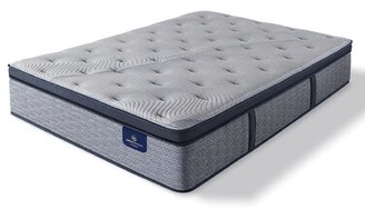 "Serta Perfect Sleeper 14"" Ultra Plush Hybrid Mattress Mattress Size: Twin"