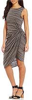 Daniel Cremieux Ava Knit Sleeveless Dress