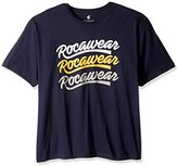 Rocawear Men's Third Power Short Sleeve Tee