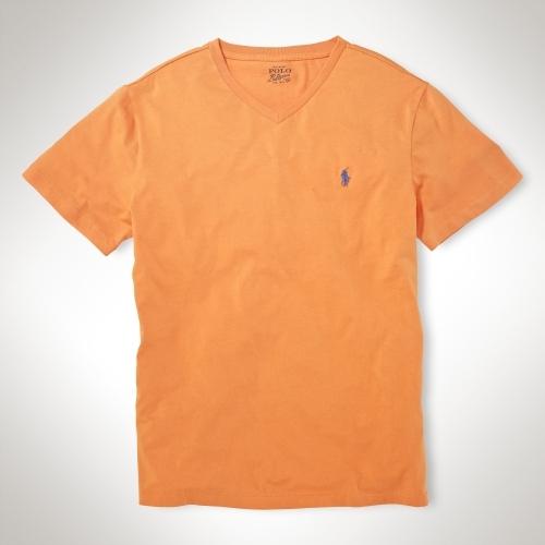 Polo Ralph Lauren Classic-Fit V-Neck T-Shirt