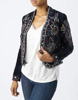Monsoon Gabriella Embroidered Jacket