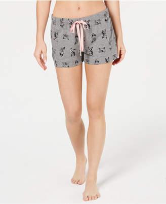 Jenni Printed Pajama Shorts