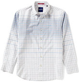 Tommy Bahama Long-Sleeve Ombre Plaid Ponte Vedra Woven Shirt