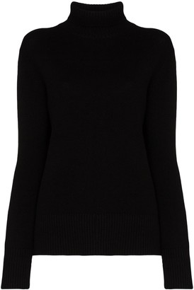 Ply Knits Turtleneck Cashmere Sweater