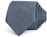 The Men's Store at Bloomingdale's Textured Diamond Neat Skinny Tie - 100% Exclusive