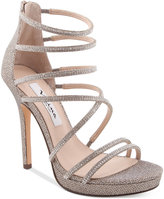 Nina Finessa Strappy Evening Sandals