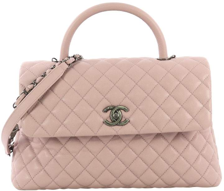 627997f44a9d Chanel Coco Handle - ShopStyle