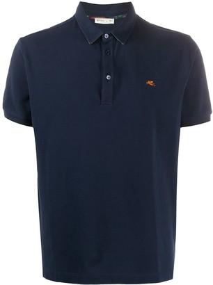 Etro Jersey Polo Shirt