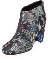 Sam Edelman Cambell Floral Brocade Booties