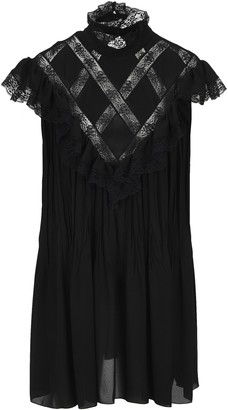 Philosophy di Lorenzo Serafini Ruffled Mini Dress