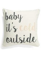 Levtex 'Baby It's Cold Outside' Accent Pillow