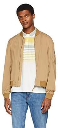 BOSS Men's Onino-d Jacket, Dark Green 302, (Size: 52)
