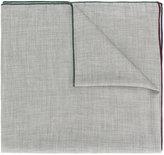 Loro Piana contrast edge scarf - men - Silk/Cashmere - One Size