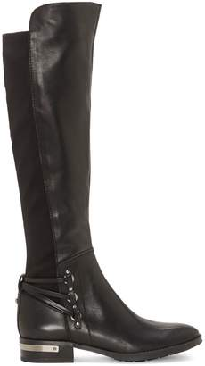 Vince Camuto Poshia Leather Knee-High Boots
