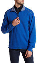 English Laundry Reversible 1/4 Zip Pullover