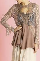People Outfitter Secret Lace Tunic