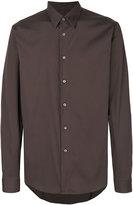 Jil Sander stretch classic shirt - men - Cotton/Polyamide/Spandex/Elastane - 41