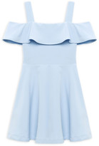 Bardot Junior RUFFLED BARDOT DRESS (8-16)