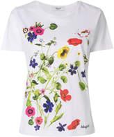 Blugirl floral print T-shirt