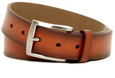 Trafalgar Leather Embossed Edge Belt