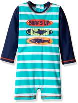 Hatley Boys' Baby Swim Shirt