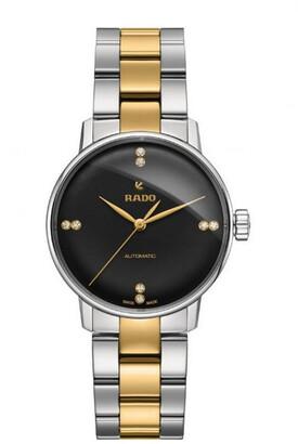 Rado Women's Coupole Diamond Watch