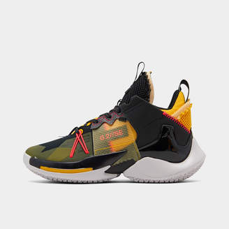 Nike Boys' Big Kids' Air Jordan Why Not Zer0.2 SE Basketball Shoes
