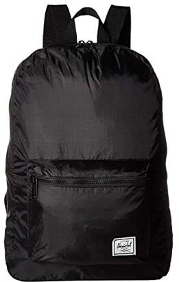 Herschel Packable Daypack (Black) Backpack Bags