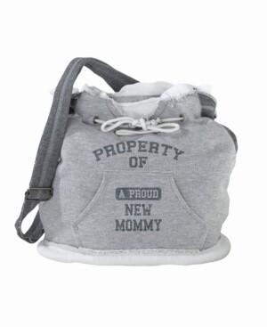 Lillian Rose Property of Mommy Diaper Bag