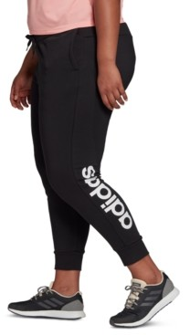adidas Women's Plus Size Essentials Training Pants