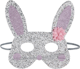 Accessorize Bunny Glitter Mask