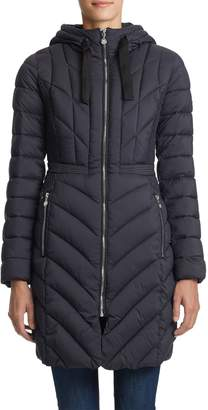 Bernardo EcoPlume Quilted Walker Jacket