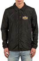 Volcom Men's Brews Coach's Jacket