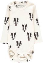 Mini Rodini Organic Cotton Badger Body