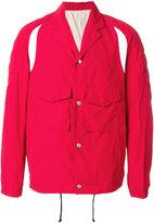 Tim Coppens Coach jacket