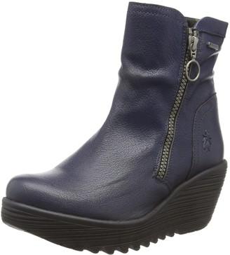 Fly London Women's YOLK377FLY Ankle Boots