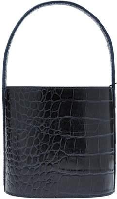 STAUD Leather Bissett bucket bag
