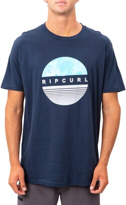 Rip Curl Barrel Killa Logo Graphic Tee