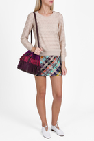 Missoni Check Mini Skirt
