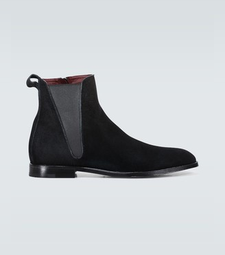 Dolce & Gabbana Beatles suede ankle boots