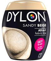 Dylon machine Dye Pod 350g, Sandy Beige